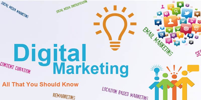 digital marketing services - krea8iv solutions