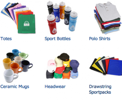 promotional merchandise - krea8iv solutions